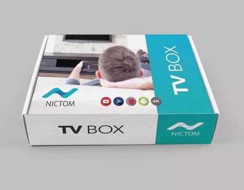 tv box android convertidor smart tv box 2gb 16gb quadcore 4k