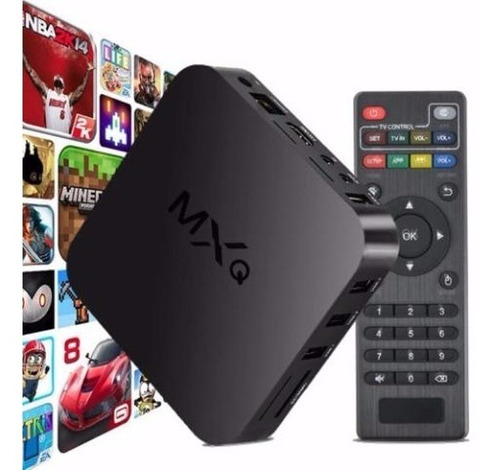 tv box android netmak nm-tvbox1 4k ultra hd