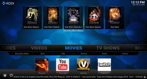 tv box android tx2 kodi netflix youtube envío gratis