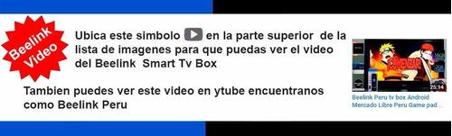 tv box beelink magic control 2gb ram 16gb rom kodi 4k