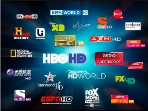 tv box con 7000 canales iptv