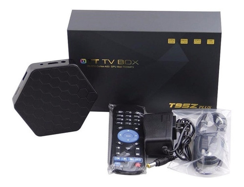 tv box convertidor smart 4k bluetooth android tv wifi cuotas