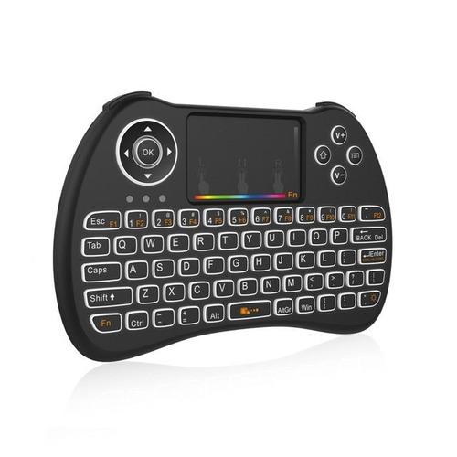 tv box h96 pro plus 16gb + mini teclado inalámbrico h9 combo