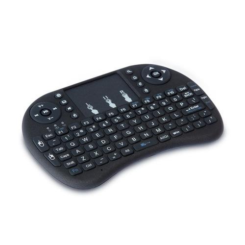tv box hk1 max black 4gb ram + 32gb rom android 9.0 + teclad