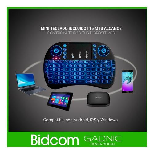 tv box kit android quadcore bluetooth wifi smart tv teclado