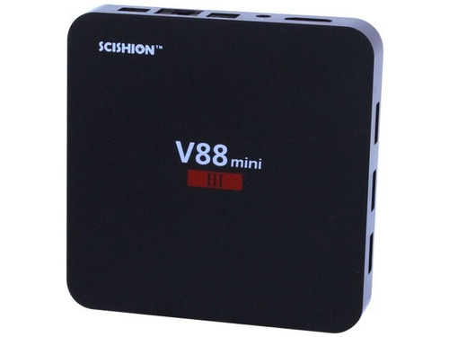 tv box mini 3, quadcore 1.5ghz, android 7.1, 2g ram, 8gb