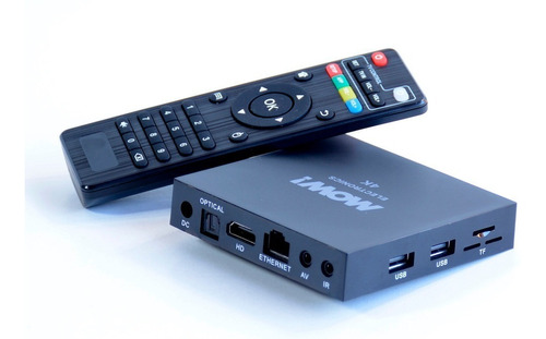 tv box mow mw-tv pro 16 gb  4k hdmi usb android 6.0  *s