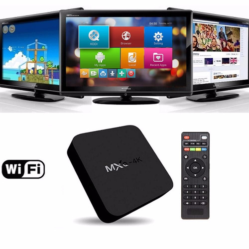 tv box mxq 4k android 5.1 wi-fi google smart tv hdmi netflix