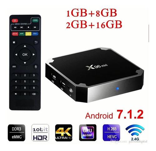 tv box mxq pro 4k regalo de navidad 40us