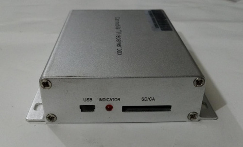 tv box para central multimidia booster
