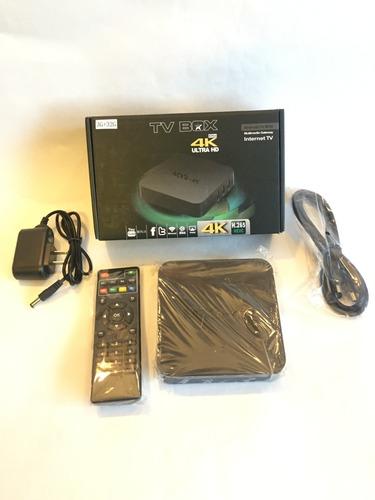 tv box pro 4k 3 gb ram 16 gb disco android 9 hdmi control