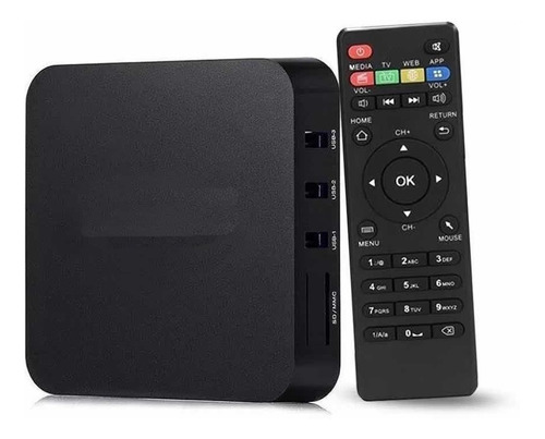 tv box smart tv android 7.1 convertidor smart tv netflix