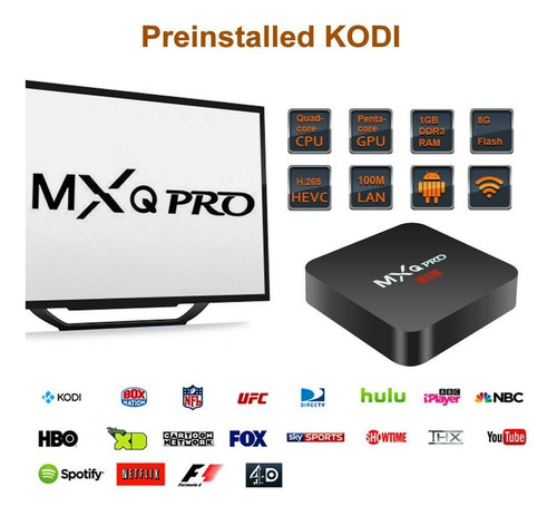 tv box smart tv android 7.1 convertidor smart tv oferta