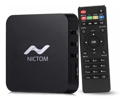 tv box smart tv android 7.1 convertidor smart tv oferta unic