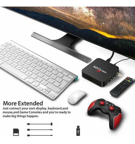 tv box smart tv android 7.1 convertidor smart tv wifi oferta