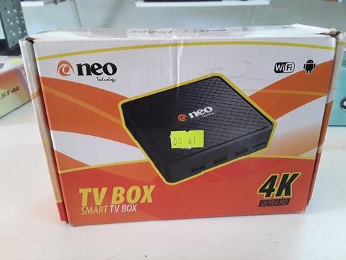 tv box smart tv android wifi hdmi usb full hd neo