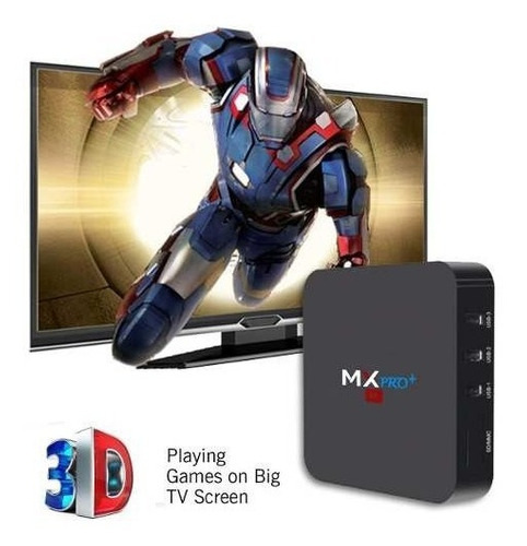 tv box smart tv android wifi navegar internet redes sociales