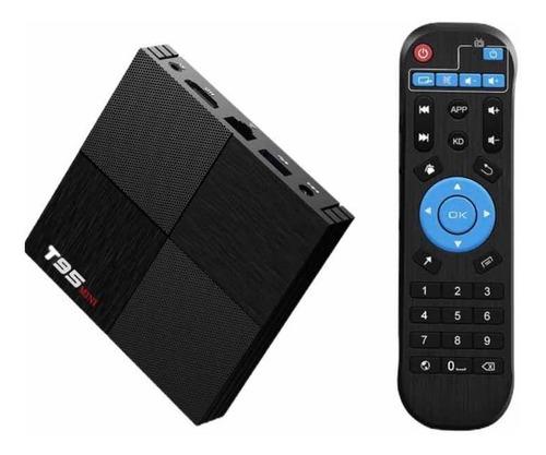 tv box t95 android 9.0 mini android box 2gb ram 16gb rom