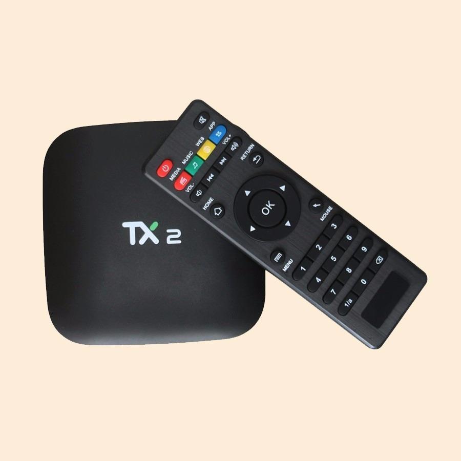 tv box tx2 tv gratis bluetooth 2gb kodi android 6 0. Black Bedroom Furniture Sets. Home Design Ideas