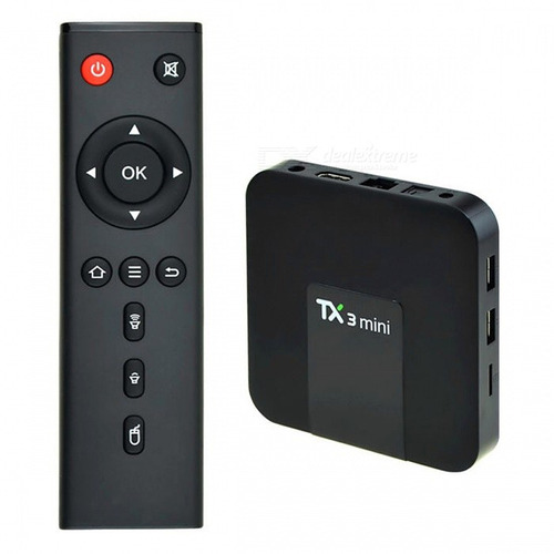 tv box tx3 mini 2gb y 16 gb interna android 7.1