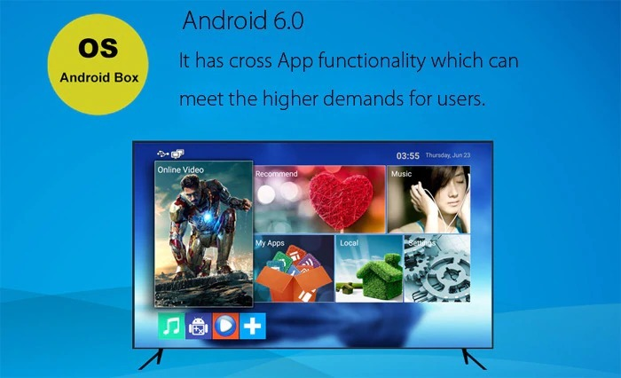 Tv Box Tx5 Pro 2gb 16gb Netflix Bluetooth 4k + Teclado Led