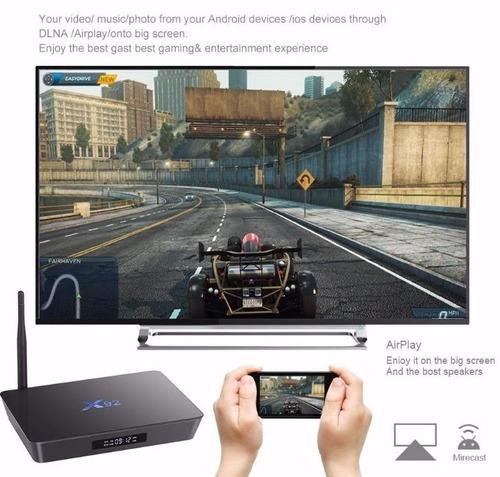 tv box x92 3gb ram 32gb rom s912 octa core 64bit android 6.0