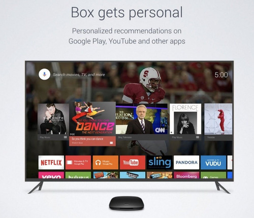 tv box xiaomi mi box s 2019 android 9.0 internacional!!!