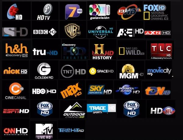 Tv Cable Tiempo Ilimitado 1500 Canales Y Premium
