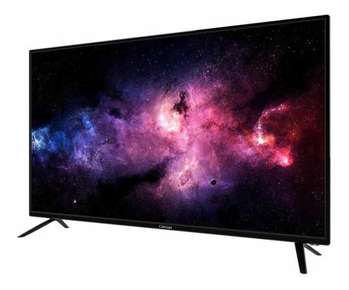 tv caixun 40  led fhd smart plano negro