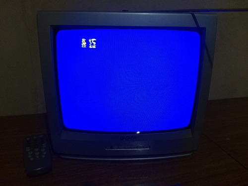 tv cce usada 14'' hps-1497
