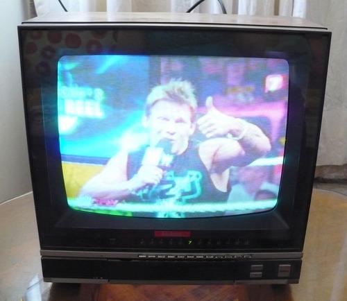 tv convencional 14  incluye control remoto