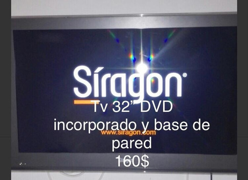 tv de 32  siragon
