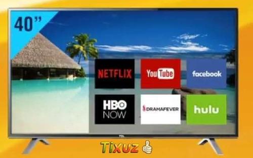 tv de 40 pulgadas smart en oferta