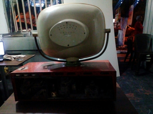 tv de coleccion. philco 1957