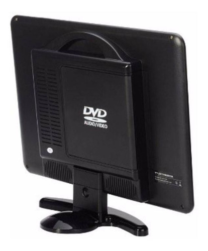 tv digital monitor 3d 15,4'' dvd usb/sd d116