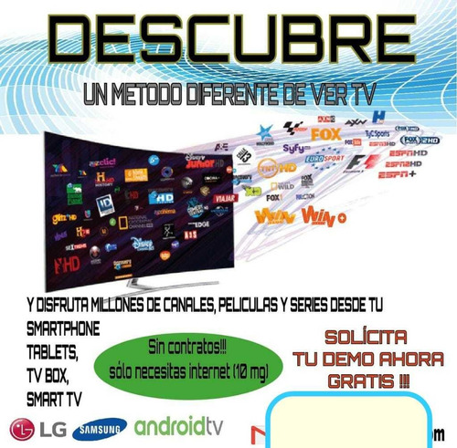 tv digital por internet