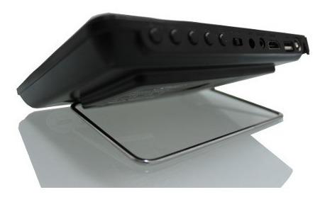 tv digital portátil led monitor hd 7 polegadas usb