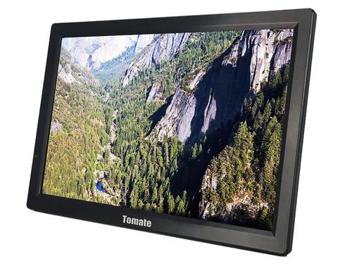 tv digital portátil monitor led hd 14 polegadas usb sd vga