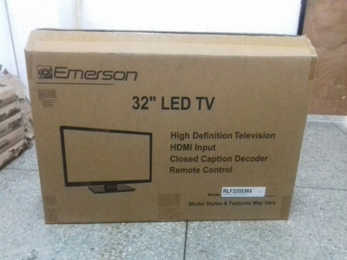 tv emerson 32 pulgadas nuevo somos tienda leer descripción