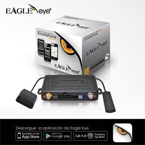 tv gps seguridad vehicular vía celular eagle eye