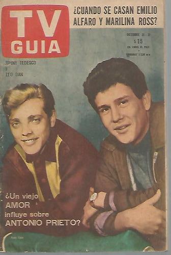 tv guia / nº 72 / 1964 / graciela borges / los beatles