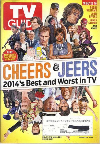 tv guide: melhor e pior de 2014 / doctor who / lisa edelstei