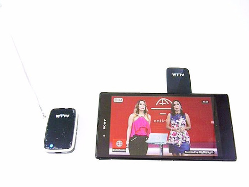 tv hd para android sintonizador inalambrico witv hd pad tv