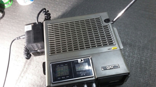 tv jvc con radio