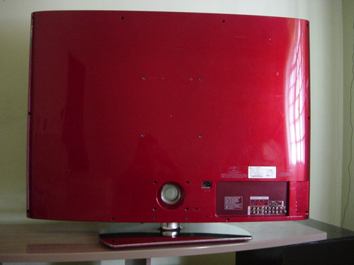 tv lcd lg scarlet 42lg60fr ótimo estado completa c/ garantia