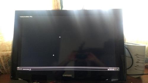 tv lcd monitor samsung 32 ln32b550 hdmi pc vga rca rgb usb