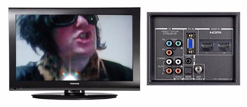 tv lcd toshiba 32 pulgadas 32c120u nuevo dynalight hdmi usb
