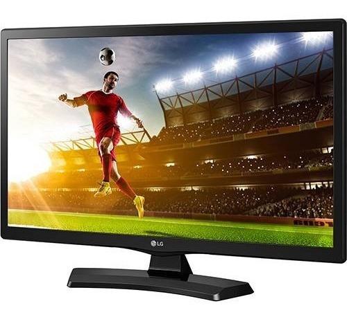 tv led 19,5  lg 20mt49df-ps com conversor digital