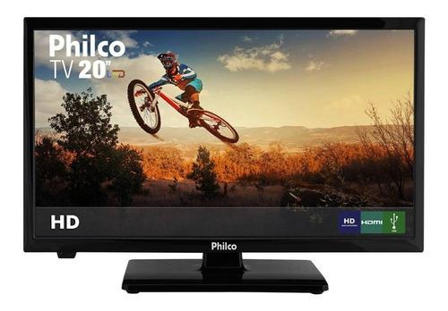 tv led 20 polegadas philco ph20u21d hd pix90