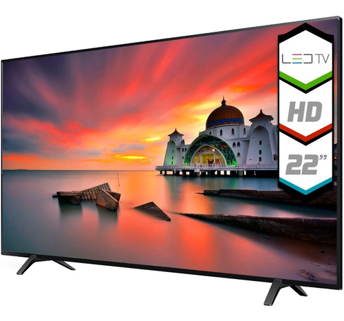 tv led 22 pulgadas vga av hdmi vga full hd monitor 22 ´´